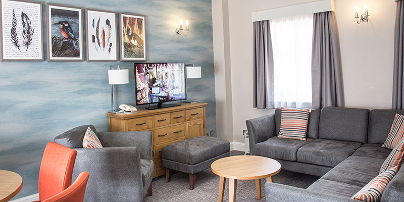 mecure walton hall hotel and spa apartment2