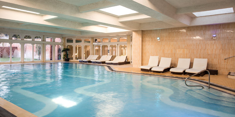 mecure walton hall hotel and spa pool
