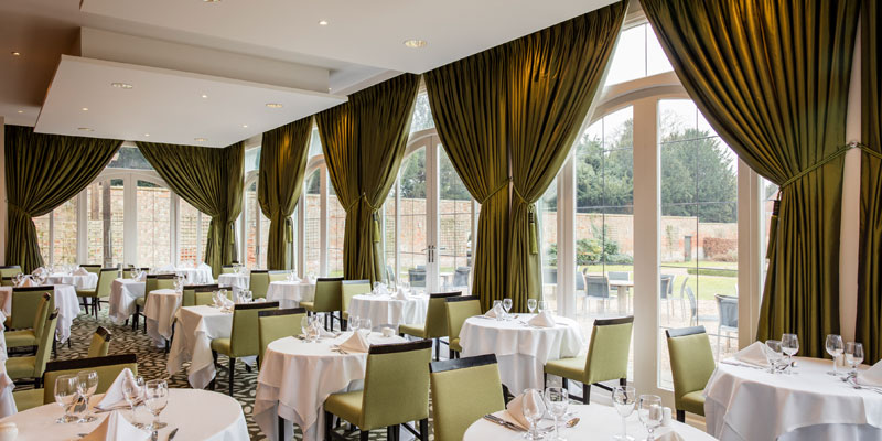 mecure walton hall hotel and spa restaurant